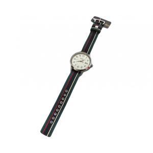 ブルックスブラザーズ リボン ベルト ウォッチ 時計 腕時計 グリーン / Brooks Brothers RIBBON BELT WATCH GREEN breaks-general-store