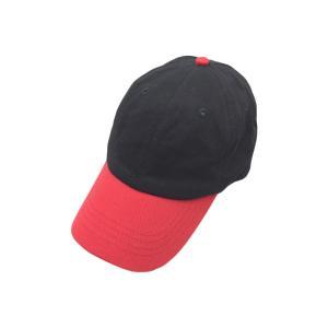 ブルックスブラザーズ ツートーン ベースボール キャップ ネイビー レッド 帽子 / Brooks Brothers TWO TONE BASEBALL CAP NAVY/RED|breaks-general-store