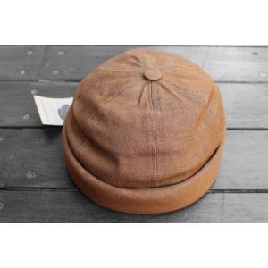 ベトン シレ ミキ 帽子 キャメル / BETON CIRE MIKI【CAMEL】|breaks-general-store