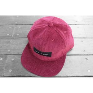 ビアンカ シャンドン ロゴタイプ ラベル ポロ キャップ バーガンディー 帽子 / BIANCA CHANDON LOGOTYPE LABEL POLO CAP [BURGUNDY] breaks-general-store