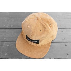 ビアンカ シャンドン ロゴタイプ ラベル ポロ キャップ キャメル 帽子 / BIANCA CHANDON LOGOTYPE LABEL POLO CAP [CAMEL] breaks-general-store