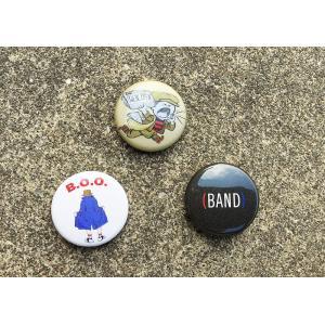 バンドオブアウトサイダーズ バッジセット / BAND OF OUTSIDERS BADGE SET|breaks-general-store