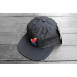 バイ パラ ウィング ワックス 6パネル キャップ 帽子 / BY PARRA WINGS WAXED 6 PANEL CAP|breaks-general-store