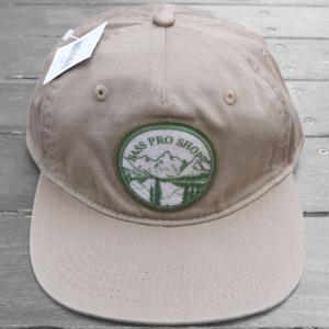 バス プロ ショップス マウンテン レンジ キャップ キャメル / BASS PRO SHOPS MOUNTAIN RANGE CAP [CAMEL]|breaks-general-store