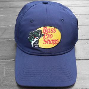 バス プロ ショップス パフォーマンス ゲーム チェンジャー キャップ  帽子 ネイビー / BASS PRO SHOPS PERFORMANCE GAME CHANGER CAP [NAVY]|breaks-general-store