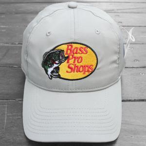 バス プロ ショップス パフォーマンス ゲーム チェンジャー キャップ  帽子 グレー / BASS PRO SHOPS PERFORMANCE GAME CHANGER CAP [GREY]|breaks-general-store