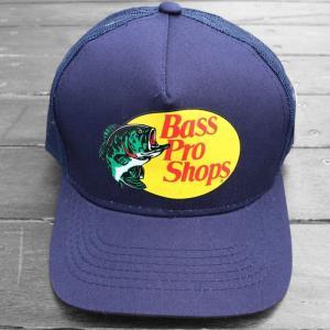 バス プロ ショップス メッシュ キャップ ネイビー / BASS PRO SHOPS MESH CAP [NAVY]|breaks-general-store