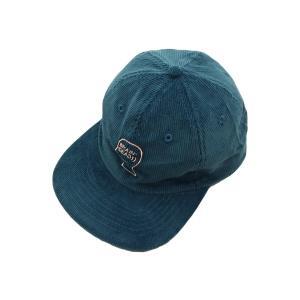 ブレインデッド ロゴ コーデュロイ 6パネル スナップバック キャップ グリーン 帽子 / BRAIN DEAD LOGO CORDUROY 6 PANEL SNAPBACK CAP GREEN|breaks-general-store