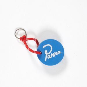 バイ パラ フローティ キーチェーン シグネチャー ブルー  / BY PARRA FLOATY KEYCHAIN SIGNATURE [BLUE] breaks-general-store