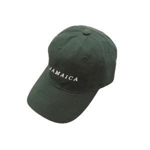 ブロンズ 56K ジャマイカ ストラップ バック キャップ モスグリーン 帽子 / BRONZE 56K JAMAICA STRAPBACK CAP|breaks-general-store
