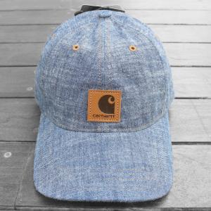 US カーハート オデッサ キャップ シャンブレー / CARHARTT ODESSA CAP [CHAMBRAY]|breaks-general-store