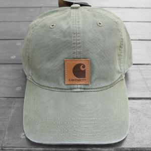 US カーハート オデッサ キャップ アーミーグリーン オリーブ / CARHARTT ODESSA CAP [ARMY GREEN]|breaks-general-store