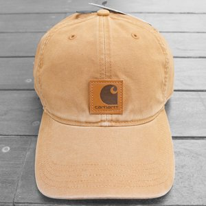 US カーハート オデッサ キャップ ブラウン ダック / CARHARTT ODESSA CAP [CARHARTT BROWN]|breaks-general-store