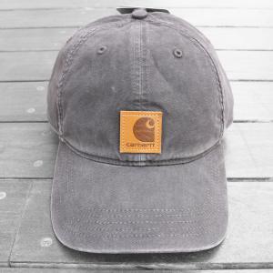 US カーハート オデッサ キャップ ブラック / CARHARTT ODESSA CAP [BLACK]|breaks-general-store