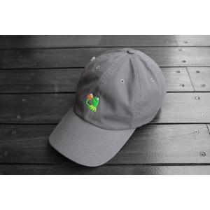 シガレット ノン オブ マイ ビジネス キャップ カーミット 帽子 / CIGARETTE NONE OF MY BUSINESS CAP|breaks-general-store