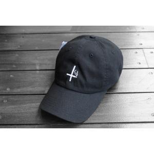 シガレット ブラック メタル ラング キャップ 帽子 / CIGARETTE BLACK METAL LUNG CAP|breaks-general-store
