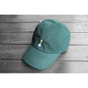シガレット フェード アウェイ ホーマー シンプソンズ キャップ 帽子 / CIGARETTE FADE AWAY CAP|breaks-general-store