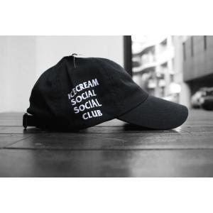 シガレット アイスクリーム ソーシャル ソーシャル クラブ キャップ 帽子 アンチ アンタイ / CIGARETTE ICECREAM SOCIAL SOCIAL CLUB CAP ANTI|breaks-general-store
