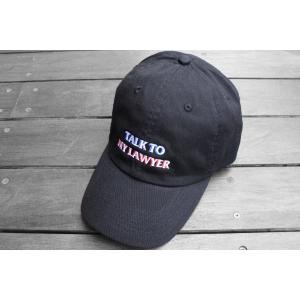 シガレット ロイヤー アップ キャップ 帽子 / CIGARETTE LAWYER UP CAP|breaks-general-store