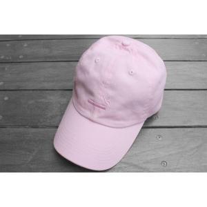シガレット ロゴ キャップ ピンク 帽子 / CIGARETTE LOGO CAP [PINK]|breaks-general-store