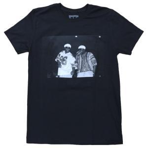 ノートリアス B.I.G. & P.ディディー Tシャツ ブラック / NOTORIOUS B.I.G. & P. DIDDY S/S TEE [BLACK]|breaks-general-store