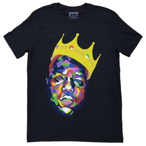 ノートリアス B.I.G. フェイス Tシャツ ブラック / NOTORIOUS B.I.G. FACE S/S TEE [BLACK]|breaks-general-store