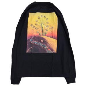 インアンドアウト バーガー 70周年記念 ロングスリーブ Tシャツ ロンT ブラック / IN-N-OUT BURGER 70TH ANNIVERSARY L/S TEE [BLACK]|breaks-general-store