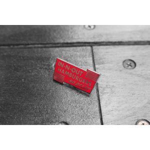 インアンドアウト バーガー ノー ディレイ コレクターズ ピンズ / IN-N-OUT NO DELAY COLLECTORS PIN|breaks-general-store