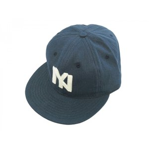 ジェイクルー X エベッツ フィールド フランネルズ ベースボール キャップ ブルックリン イーグルス 帽子 USA製 / J.CREW × EBBETS FIELD FLANNELS BB CAP|breaks-general-store