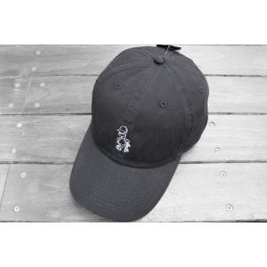 クレイジーボーイ ベースボール キャップ ブラック 帽子 シンプソンズ バート / KRAZY BOY BASEBALL CAP [BLACK] SIMPSONS BART DAD HAT|breaks-general-store