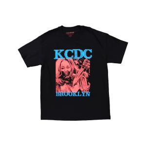 KCDC スケートショップ X バワリー リミテッド Tシャツ ブラック / KCDC SKATESHOP X BOW3RY LIMITED TEE [BLACK]|breaks-general-store