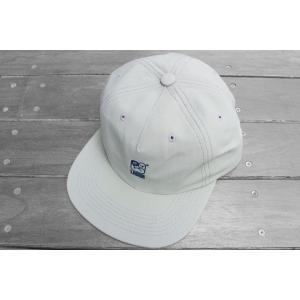 レイバー フレックス ロゴ 6パネル スナップバック キャップ 帽子 スケートショップ / LABOR FLEX LOGO 6 PANEL SNAPBACK CAP [GRAY]|breaks-general-store