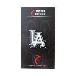 ミスター カートゥーン LA ピンズ / MISTER MR CARTOON LA PIN [BLACK]|breaks-general-store
