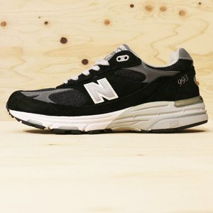 ニューバランス MR993BK ブラック 廃盤 USA製 アメリカ製 / NEW BALANCE MR993BK [BLACK]|breaks-general-store