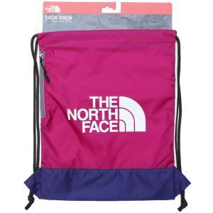 日本未発売 ザ ノースフェイス サックパック リュック ナップサック ピンク パープル / THE NORTH FACE SACK PACK [PINK/PURPLE]|breaks-general-store