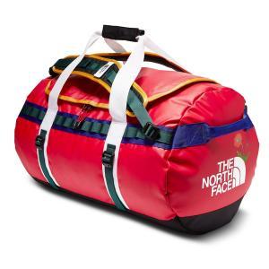 日本未発売 ザ ノースフェイス X ノードストローム ベース キャンプ ダッフル レッド 71L / THE NORTH FACE X NORDSTROM MEDIUM BASE CAMP DUFFEL BAG [RED]|breaks-general-store