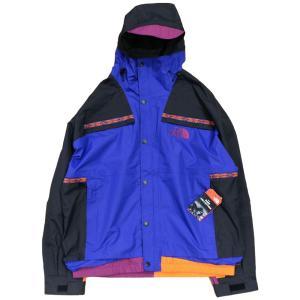 日本未発売 ザ ノース フェイス '92 レトロ レイジ レイン ジャケット / THE NORTH FACE '92 RETRO RAGE RAIN JACKET [AZTEC BLUE RAGE COMBO]|breaks-general-store