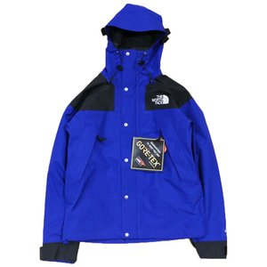 日本未発売 ザ ノースフェイス 1990 マウンテン ジャケット GTX ブルー ゴアテックス / THE NORTH FACE 1990 MOUNTAIN JACKET GTX [AZTEC BLUE]|breaks-general-store