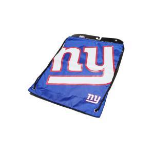 ニューヨーク ジャイアンツ ナップサック ジムバッグ バックパック / NFL NEW YORK GIANTS DRAWSTRING BACKPACK|breaks-general-store