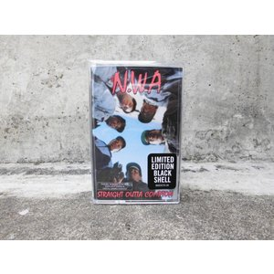 N.W.A カセットテープ ストレイト アウタ コンプトン / N.W.A CASSETTE TAPE STRAIGHT OUTTA COMPTON|breaks-general-store