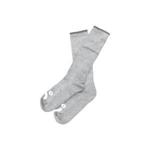 ポーラー スケート ハッピー サッド ソックス グレー 靴下 / POLAR SKATE CO. HAPPY SAD SOCKS [GRAY]|breaks-general-store