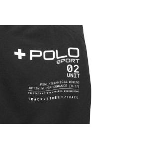 ポロ スポーツ トレーニング ショーツ ブラック ポロスポ / POLO SPORT TRAINING SHORTS [BLACK] breaks-general-store