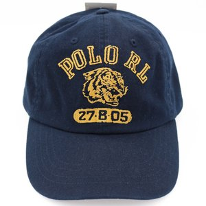 ポロ ラルフローレン タイガー ベースボール キャップ ネイビー / POLO RALPH LAUREN TIGER BASEBALL CAP [NAVY] breaks-general-store