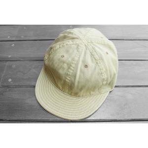 ダブルアールエル ヘリンボーン サービスキャップ 帽子 / RRL HERRINGBONE SERVICE CAP|breaks-general-store