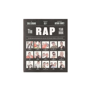 ザ ラップ イヤー ブック ヒップホップ ファンク / THE RAP YEAR BOOK HIPHOP FUNK R&B|breaks-general-store