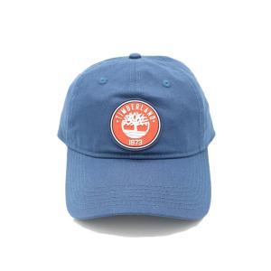 ティンバーランド ラバーパッチ キャップ ライト ネイビー 帽子 / TIMBERLAND RUBBER PATCH CAP [L.NAVY]|breaks-general-store