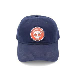 ティンバーランド ラバーパッチ キャップ  ネイビー 帽子 / TIMBERLAND RUBBER PATCH CAP [NAVY]|breaks-general-store