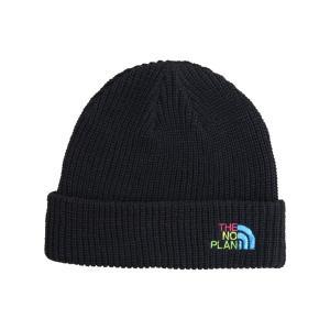 ザ ノー プラン ショート ビーニー USA製 アメリカ製 ブラック ニット帽 帽子 / THE NO PLAN SHORT BEANIE