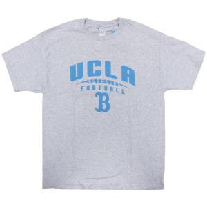 チャンピオン X UCLA ブルインズ  Tシャツ グレー / CHAMPION X UCLA BRUINS S/S TEE [HEATHER GRAY]|breaks-general-store
