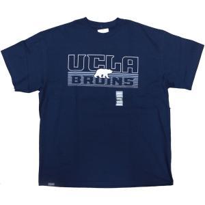 ジャンスポーツ X UCLA ブルインズ  Tシャツ ネイビー ジャンスポ / JANSPORT X UCLA BRUINS S/S TEE [NAVY]|breaks-general-store